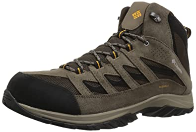 bf2ec0698a0 Columbia Men's Crestwood MID Waterproof Hiking Boot