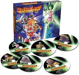 Daltanious - Il Robot del Futuro Vol.2 (6 DVD)