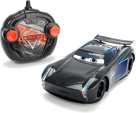 Majorette Cars 3 - Coche Radio Control Jackson Storm (Simba 3084005): Amazon.es: Juguetes y juegos