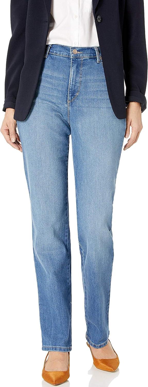 Vintage High Waisted Trousers, Sailor Pants, Jeans Gloria Vanderbilt Womens Amanda Classic Tapered Jean  AT vintagedancer.com