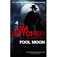 Fool Moon: The Dresden Files, Book Two (The Dresden Files series 2)
