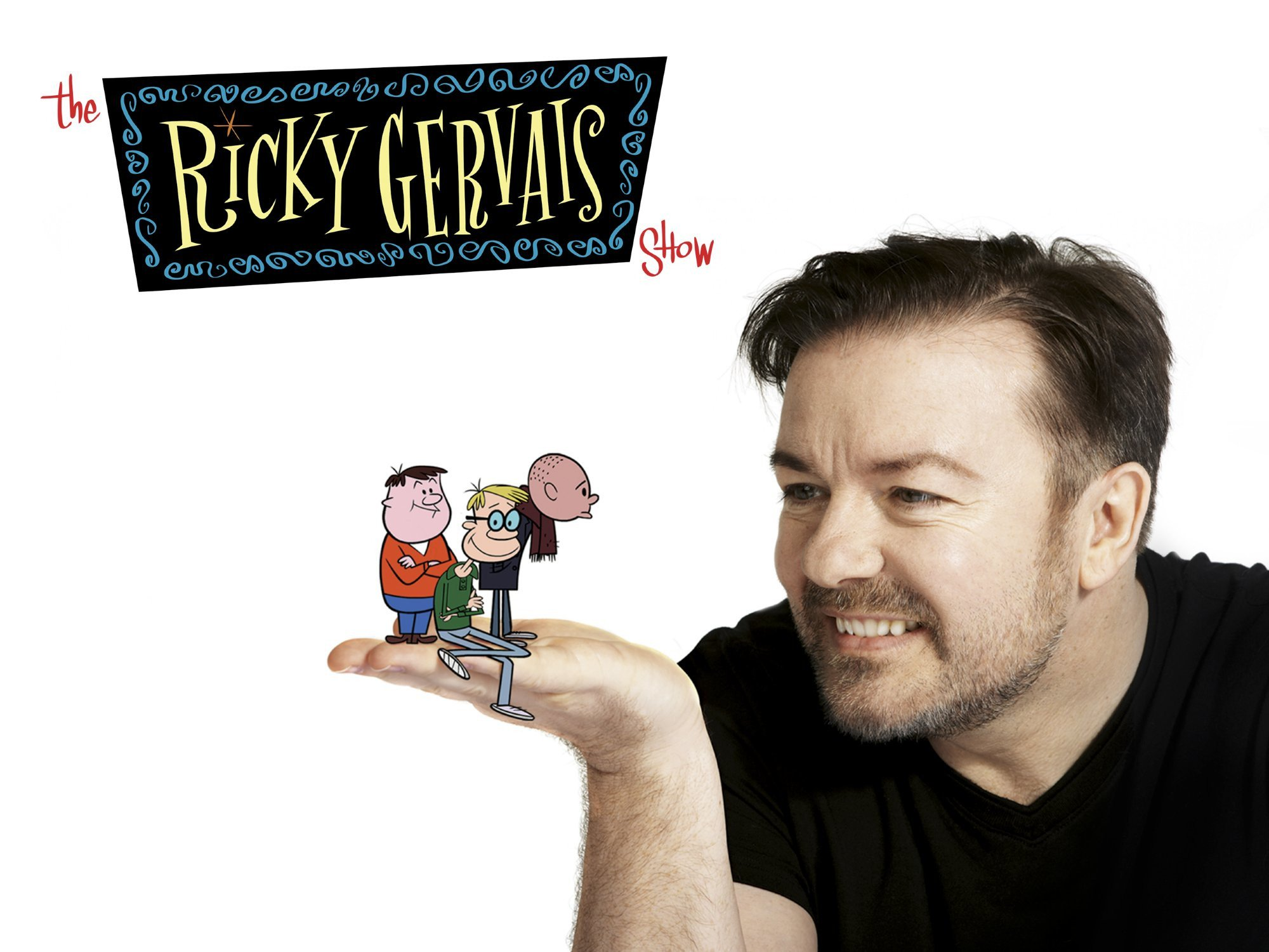 Amazon.com: Watch The Ricky Gervais Show: The Complete First Season | Prime  Video