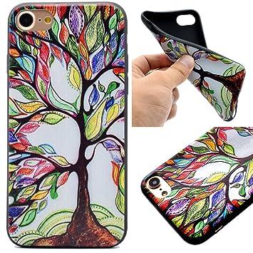 coque arbre iphone 7