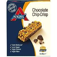 Atkins DBCCCEU05, Barrita Day Break Chocolate Chip Crisp
