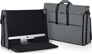 "Gator Cases Creative Pro Series Nylon Carry Tote Bag for Apple 27"" iMac Desktop Computer (G-CPR-IM27) (Renewed)"