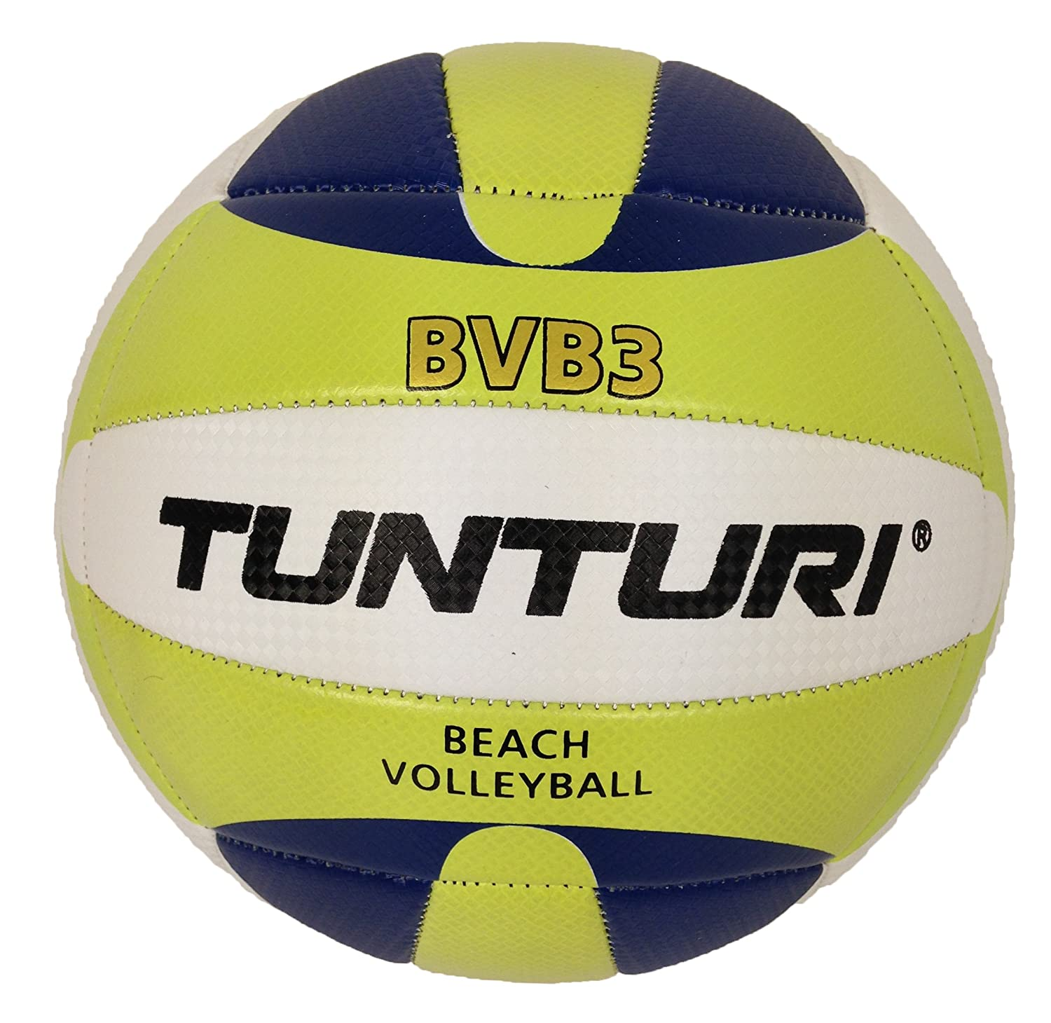 Tunturi 14TUSTE106 Ballons de Beach-Volley Mixte Adulte, Multi Couleur, 1