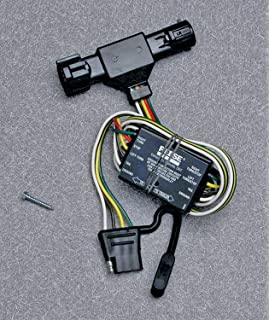 Amazon.com: CURT 55587 Vehicle-Side Custom 4-Pin Trailer Wiring Harness for  Select Ford Freestyle SUV, Ford 500: AutomotiveAmazon.com