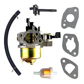 umparts UM8 – 001 carburador Carb Para Titan tac-2t Industrial compresor de aire limpiadora