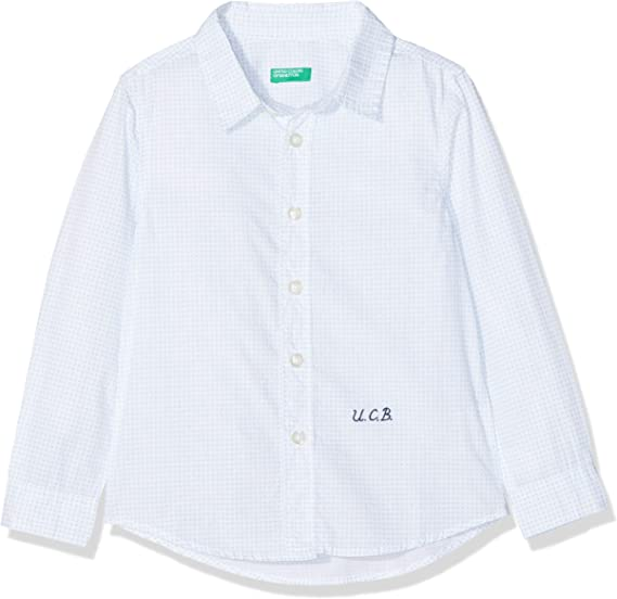 United Colors of Benetton Shirt Camicia Bambino