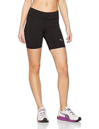Puma Women's Core-Run Tight Shorts, Black, X-Small