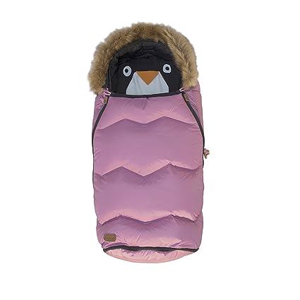 voksi Urban saco cochecito bolsa universal Misty rosa con pelo