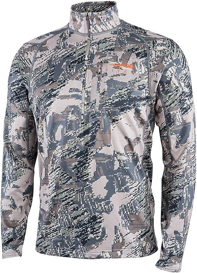 SITKA Gear Women/'s CORE Midweight Crew Long SleeveWomen/'s Hunting Shirt