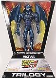 "Dragonball GT ~ 6"" NOVA SHENRON Action Figure (BLUE)(TRILOGY SERIES) - JAKKS"
