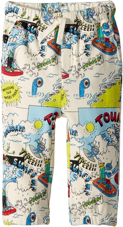 new Stella McCartney Kids Mens Loopie Cartoon Printed Sweatpants (Infant)