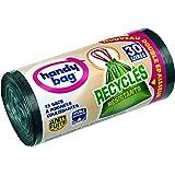 Handy Bag - 3557880400057 - Sacs Poubelle à Poignées Coulissantes Recycles - 30 L - 53 x 63 cm - Lot de 2