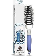Cepillo redondo PRO para secador – Cepillo de pelo redondo pequeño - Cepillo cerámico ionico –