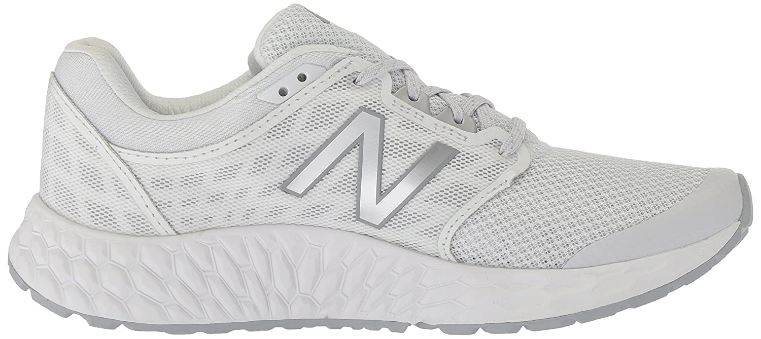 New Balance Women's 1165v1 Fresh Foam Walking Shoe B06XXD7NBN 12 D US|Grey/White