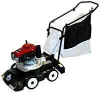 Patriot Products BV-2455H Gas Powered Walk Behind 2-In-1 Leaf Vacuum Blower