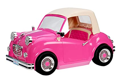 Our Generation In The Drivers Seat Retro Convertible Cruiser Car For 18 Inch Dolls
