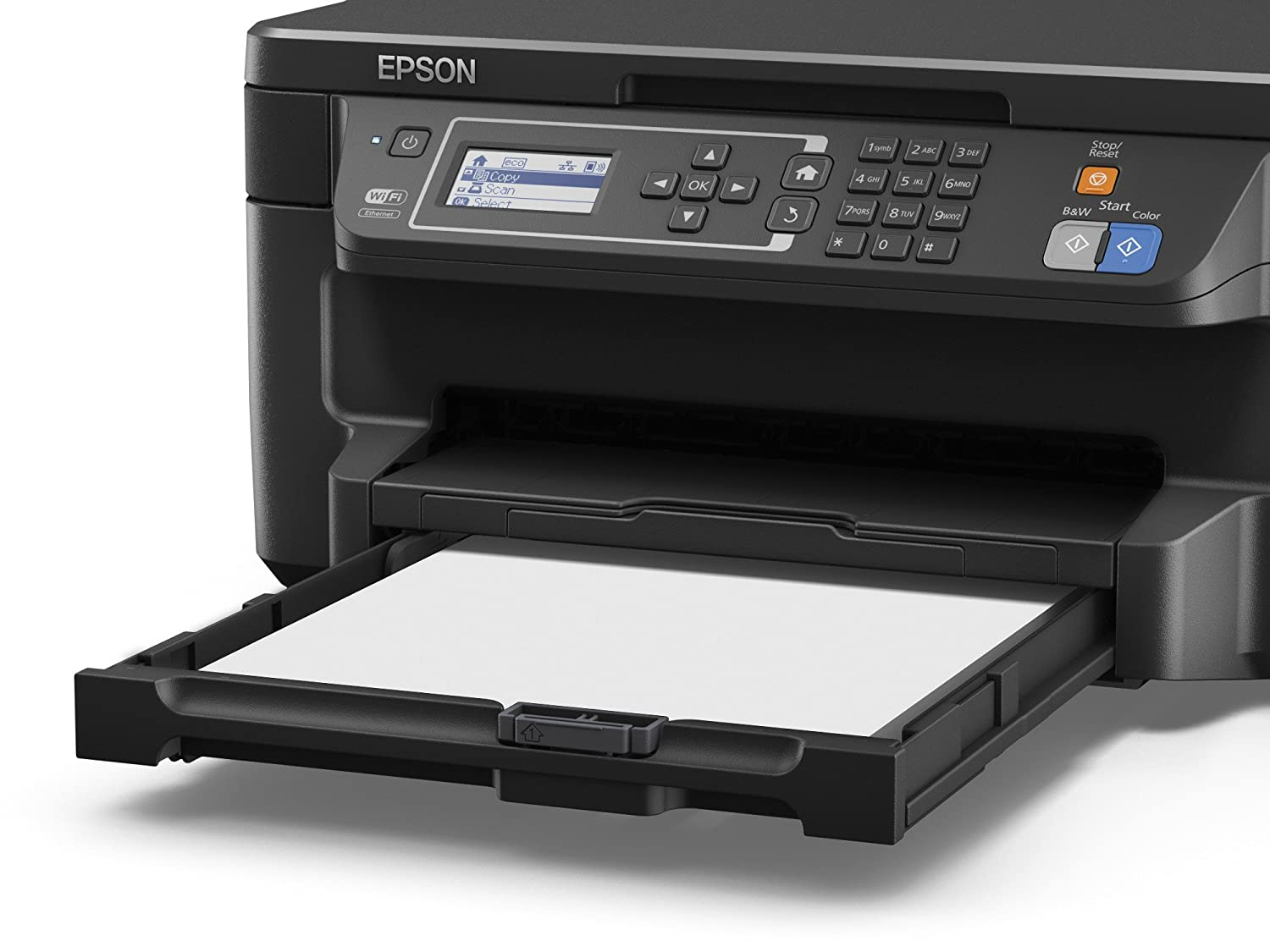 Amazon.com: Epson Et-3600 1200x2400dpi 33ppm 48mb a4 prnt ...