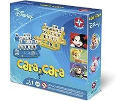 Jogo Cara a Cara Disney, Estrela - Exclusivo Amazon