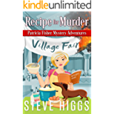 Recipe for Murder (Patricia Fisher Mystery Adventures Book 3)