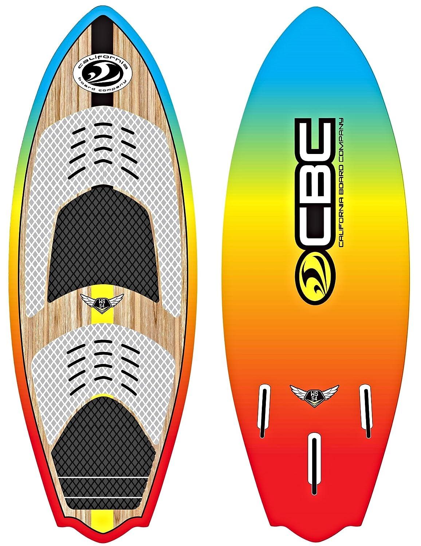 Amazon.com: California Board Company Wake Surfer, 21.3 in ...