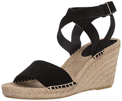 Via Spiga Women's Nevada Suede Platform Wedge Espadrille Sandals Free Shipping Huge Surprise 5xOcc1CCVl
