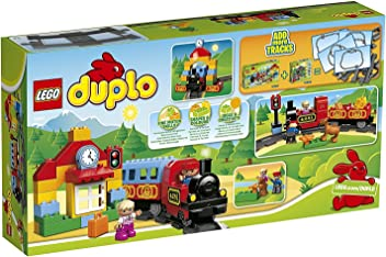 LEGO DUPLO - Mi primer set de trenes (10507)