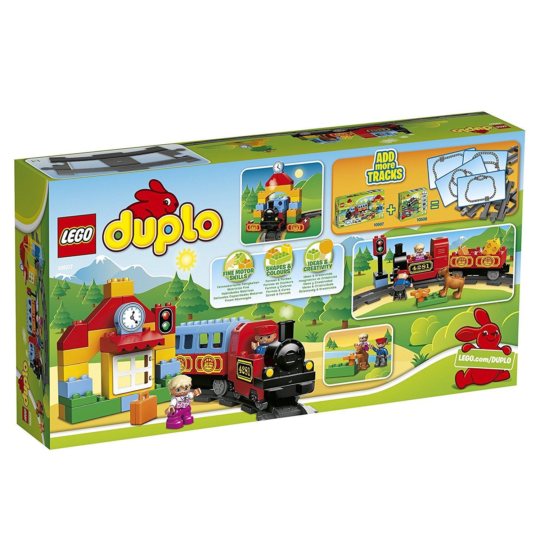 Lego Duplo 10507 - Eisenbahn Starter Set, Zug Spielzeug No Name