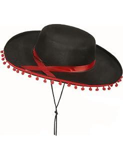 SMIFFYS Smiffy s Cappello Spagnolo con Corda per Adulti fa148228602b