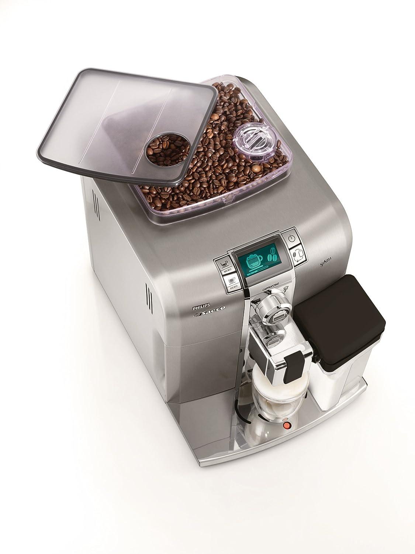 Amazon.com: Saeco HD8838/47 Stainless Steel Syntia Cappuccino Machine:  Super Automatic Pump Espresso Machines: Kitchen & Dining