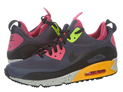 best service 44dec 578d7 Nike Herren Schuhe quotAIR MAX 90 SNEAKERBOOT NSquot blackpink-orange
