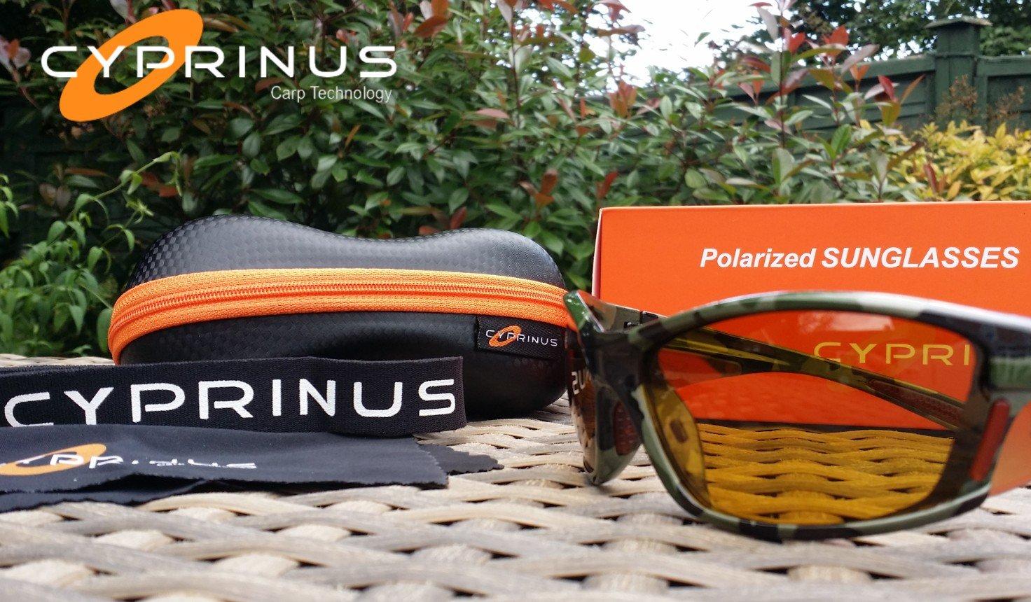 Gafas de sol polarizadas Polaroid polarizadas pesca Cyprinus lente amarilla PVP £49,99: Amazon.es: Deportes y aire libre