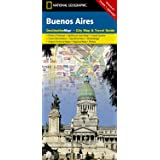 National Geographic Destination Map Buenos Aires