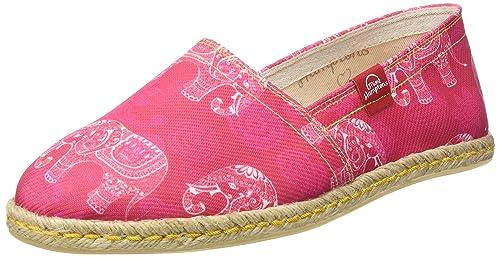 MISS HAMPTONS Tanzania, Alpargatas para Mujer: Amazon.es: Zapatos y complementos