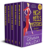 High Heels Mysteries Boxed Set (Books 1-5)