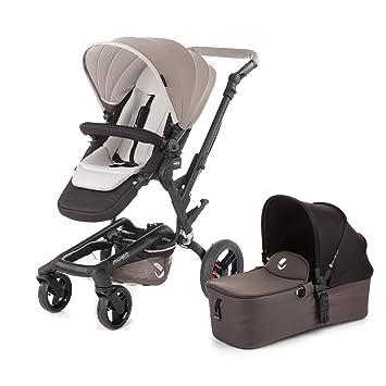 Amazon.com : Jane Rider Stroller with Bassinet - Cream : Baby
