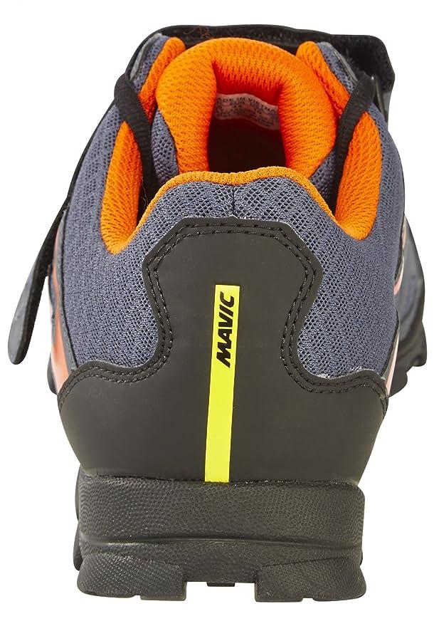 Mavic Crossride - Zapatillas MTB Hombre - gris Talla 44 2016: Amazon.es: Deportes y aire libre