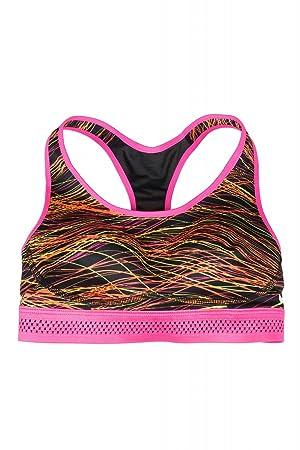 Nike Pro Fierce Acceleratr - Sujetador deportivo para mujer, color rosa, talla XL: Amazon.es: Deportes y aire libre