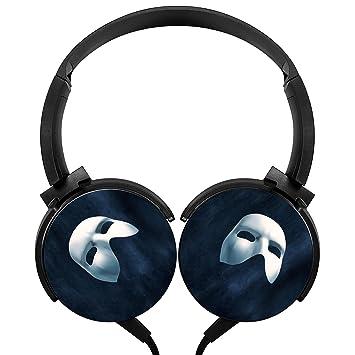 El fantasma de la Ópera diuu 2017 Nuevo estilo Heavy Bass auriculares estéreo portátil para auriculares