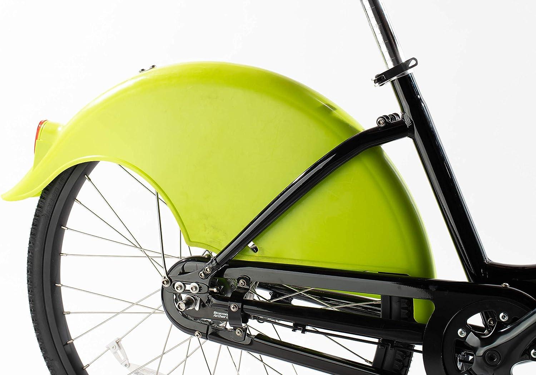 Mobia Bikes Urban, Bicicleta de Mantenimiento bajo (3 velocidades/Cadena de transmisión): Amazon.es: Deportes y aire libre