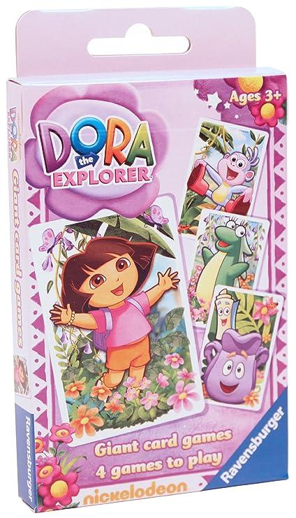 Ravensburger Dora La Exploradora gigante imagen Juegos de la ...
