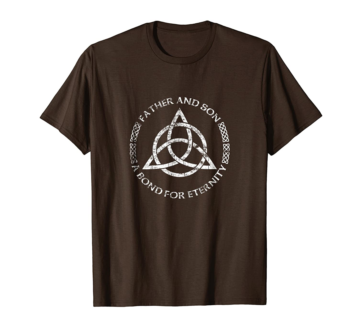 Amazon Celtic Knot Father And Son A Bond For Eternity T Shirt