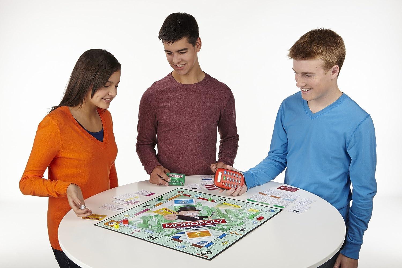 Hasbro Gaming Juego De Mesa Monopoly Electronico A7444105