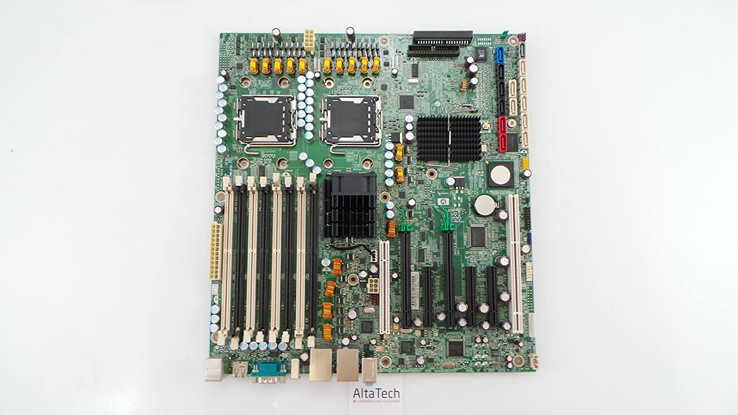 HP XW8600 LGA775 Dual CPU Server Motherboard 480024-001 439241-002 439241-004 US