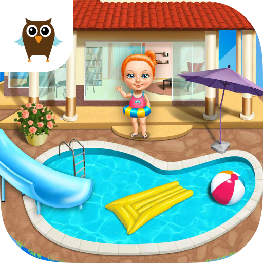 Sweet Baby Girl Summer Fun 2 - Holiday Resort Spa, Animal Care & Boat Party (Seaside Boats)