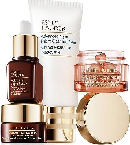 Set de cuidado nocturno Advanced Night Repair «Get started now» de Estee Lauder: Amazon.es: Belleza