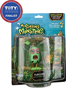 My Singing Monsters Musical Collectible Figure- Furcorn