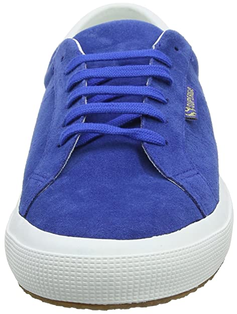 Superga 2386 Suefglm, Zapatillas Adultos Unisex, Azul (Blue Royal Marine 063), 43 EU
